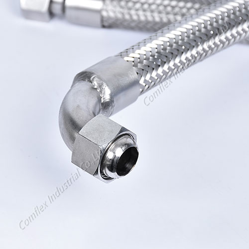 Comflex Industrial Co.,Ltd stainless steel braided hose with fittings