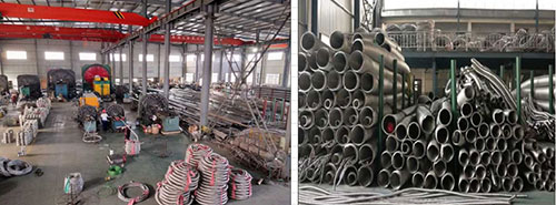 Comflex Industrial Co.,Ltd China flexible metal hose manufacturer