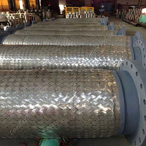 Comflex Industrial Co.,Ltd Extremely-Flexible-Corrugated-Stainless-Steel-Industrial-Hose