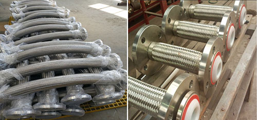 Comflex-Flexible-Stainless-Steel-Wire-Braided-Corrugated-PTFE-Hose