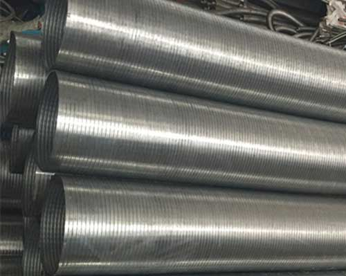 Comflex Industrial Co.,Ltd Stainless-Steel-Flexible-Interlock-Exhaust-Pipe