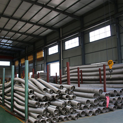 Comflex Stainless-Steel-Flexible-Omega-Type-Metal-Hose manufacturer