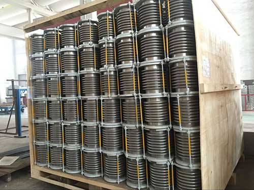 Comflex Stainless-Steel-Metallic-Expansion-Joint package from China