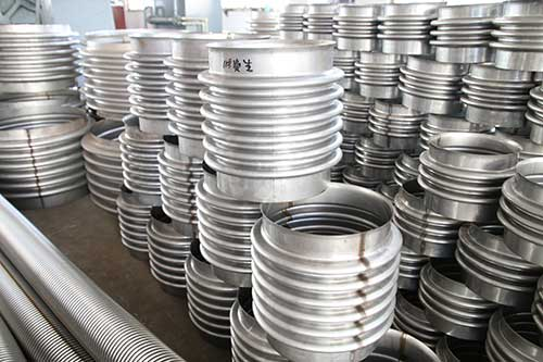 Comflex stainless steel bellows from China
