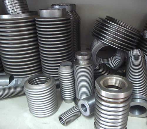Comflex different sizes of flexible metal bellows in China