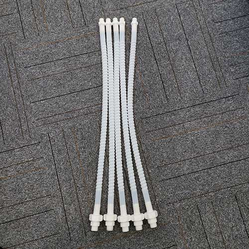 Comflex corrugated PTFE hose from China