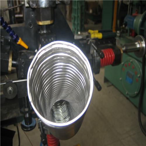 Comflex Industrial Co.,Ltd polygonal interlock hose