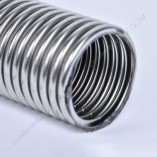 Comflex Industrial Co.,Ltd spiral metal hose