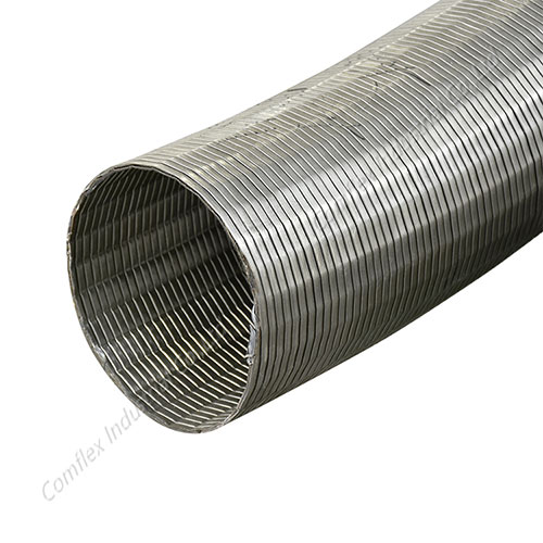Comflex Industrial Co.,Ltd stainless steel interlock hose manufacturer in China