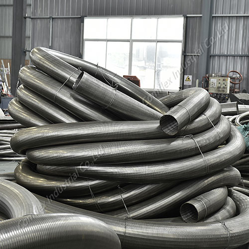 Comflex Industrial Co.,Ltd stainless steel interlock hose manufacturer in China