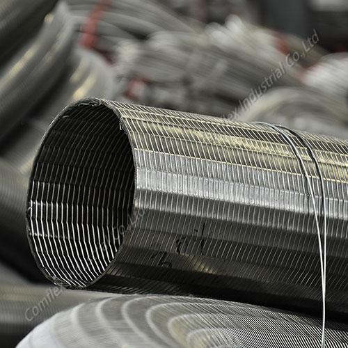 Comflex Industrial Co.,Ltd stainless steel interlock hose manufacturer
