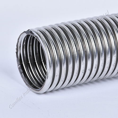 Comflex Industrial Co.,Ltd stainless steel spiral hose