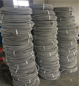 Comflex Industrial Co.,Ltd flexible metal gas hose