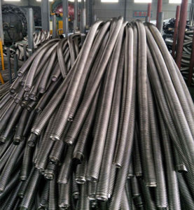 Comflex Industrial Co.,Ltd omega type flexible metal hose