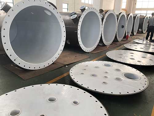 Comflex Industrial Co.,Ltd PTFE-lined-steel-pipe1
