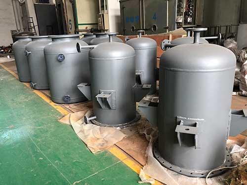 Comflex Industrial Co.,Ltd ptfe-lined-vessels