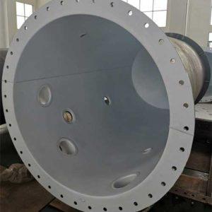 Comflex Industrial Co.,Ltd big ptfe lined steel pipe