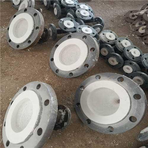 Comflex Industrial Co.,Ltd -lined-eccentric-reducer-pipe