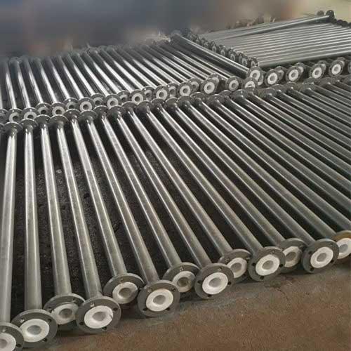 Comflex Industrial Co.,Ltd teflon-lined-steel-pipe