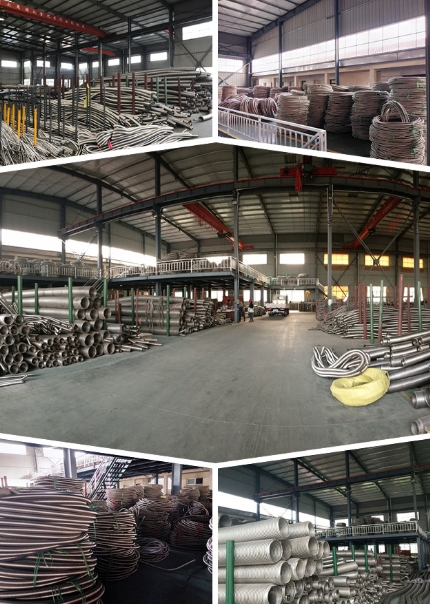 Comflex Industrial Co.,Ltd flexible metal hose manufacturing co