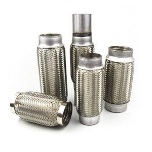 Comflex exhaust pipe