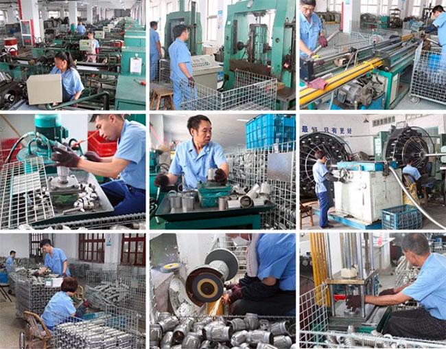 Comflex flexible exhaust pipe manufacturer