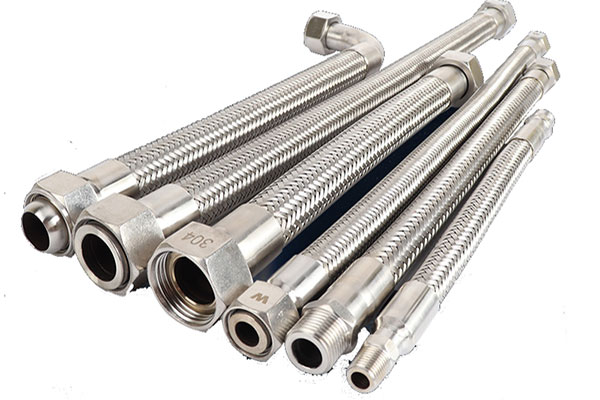 Comflex stainless steel hose
